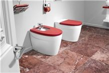 Haz Red Travertine