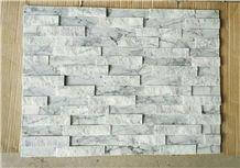 Bianco Carrara Cultural Stone, Stone Wall Decor