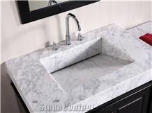 Marble Drop-In Sinks