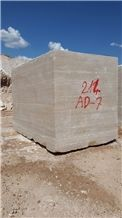 Super Light Travertine Blocks