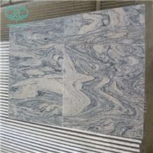 Silver Waves Granite Wall Tiles, China Juparana Floor Tile, Desert Gold Granite Tiles, Desert Flower