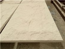 Beige Limestone Wall Tile Split Face