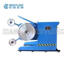 Bestlink Diamond Wire Saw for Granite and Marble, Stone Wire Waw Machines, Wire Waw Cutting Machines, Wire Saw Stone Machinery