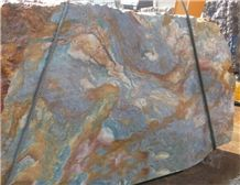 Blue Louise Quartzite Slabs