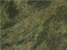 Kerala Green Granite Slabs Tiles