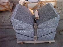 Slant Market, Grey Granite Slant Grave