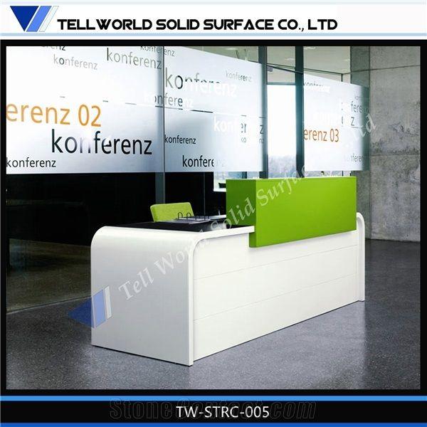 Factory Direct Supply Antique Elegant Modern Reception Desk/ Small Clinic Reception  Desk - Factory Direct Supply Antique Elegant Modern Reception Desk/ Small