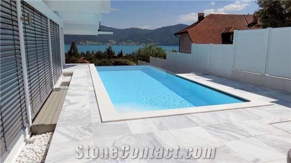 High Quality And Cheap Price China White Marble Pool