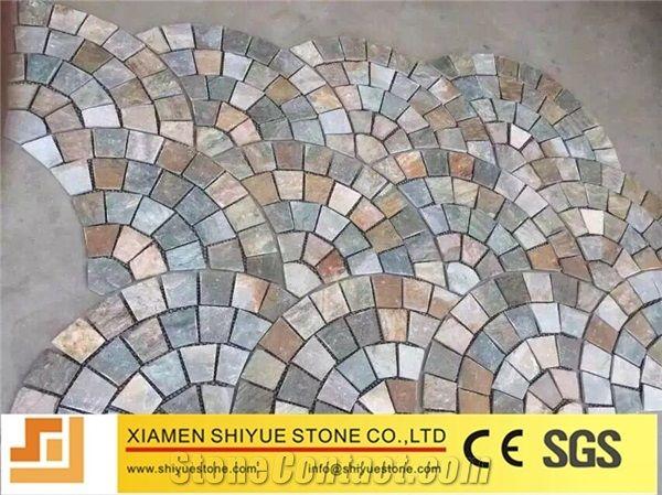 Slate Floor Tiles Slate Stone Flooring Driveway Pavers