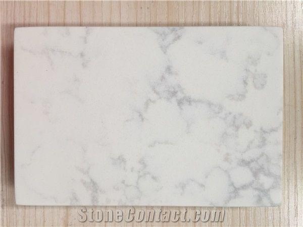 Quartz Stone Carrera Slab