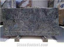 Blue Jade Granite Slabs&Tiles,Polished Blue Granite Wall&Floor Covering Tiles,Labradorite Blue Granite Wall Claddings, Lemurian Blue for Countertops&Staircase, Blue Green Slab,Tsoa Pearl Slabs