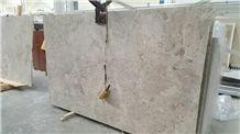 Likya Grey - Likya Fume Marble Slabs, Tiles