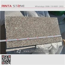 G664 Similar G664 Cheaper Red Pink Wulian Red Stone Bainbrook Brown Granite Slabs Tiles G3564 Cherry Brown Luoyuan Red Granite Purple Pearl China Ruby Stone Sunset Pink Tea Brown Vibrant Rose Granite