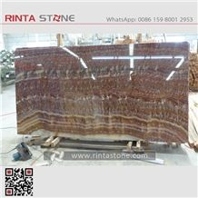 Multicolour Red Onyx Big Slab Royal Onyx Picasso Red Onyx Fantastic Red Onyx Ruby Red Onyx Red Wooden Onyx Rainbow Onyx Slab,Mexico Red Onyx,Red Dragon Onyx Honey Onyx Wall Covering