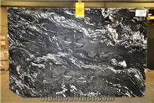 Black Forest Marble, Black Fantasy Marble Slabs & Tiles, Polished Marble Floor Covering Tiles
