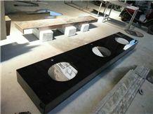 Black Galaxy Vanity Tops, Black Marble Bath Tops