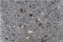 Breccia Grey Ceppo Grigio Tiles, Ceppo Grigio Conglomerate Tiles
