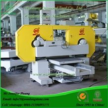 Wanlong Bfq-600/800 Marble Tile Splitting Machine, Automatic Stone Splitting Machine, Marble Tile Wet Cutting Machine, China Marble Tile Cutting and Trimming Machine, Marble Machine Cutter
