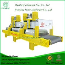 Wanlong Lsd Continuous Calibrating Machine for Marble, Automatic Stone Calibration Machine