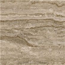 Quarry Direct Supply Iran Persian Classic Beige Café Lok Travertine Slab & Tile with Polish Hone Antique Cut/Rough Surface for Flooring Covering Wall Cladding Countertop Bathroom Step Skirting Mosaic