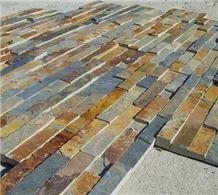 Hebei Yixian Cheap Slate Ledge Stone Tiles 60*15cm
