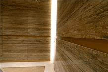 Emperor Travertine/Emperor Saffron Travertine,