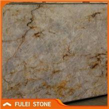 Lumix Quartzite, Backlight Lumix Quartzite Slab