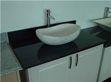 China Black Bathtops,Countertops,Vanity Tops