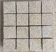 G682 Granite,Desert Gold,Giallo Fantasia,Giallo Ming,Giallo Rustic,Golden Crystal,Padang Golden Leaf,Golden Peach,Golden Sand,Golden Yellow Paver Cube Sets