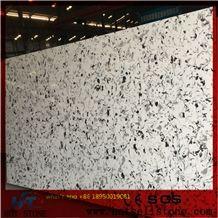 Caesar Quartz, Quartz Slab Forest Jade, Granite Vein Series, Flower Vein Quartz Stone, Quartz Surfaces, Cut-To-Size Quartz Tiles