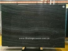 High Quality Silver Wave Marble Slab,Kenya Black Marble Wall Tiles,Ancient Wood Marble,Wooden Black Marble,Silver Wave Slab,Ancient Wood Marble
