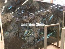 Labradorite Blue Slabs and Tiles