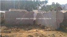 Luxury Grey Galaxy Marble Block for China Market