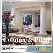 Marble Column and Pillars