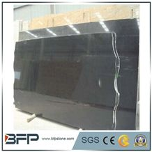 Shanxi Dark China Black Polish Granite Slab