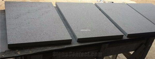 Nero Assoluto Zimbabwe , Black Flamed Granite India Black Black Absolute Nero Assoluto India