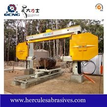 Quarry Cnc Wire Saw Machine