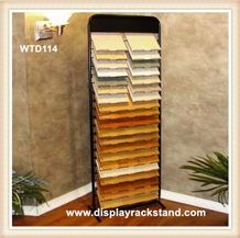 Exhibition Stand Frame : 124drawer wood flooring display onyx table stand ceramic display