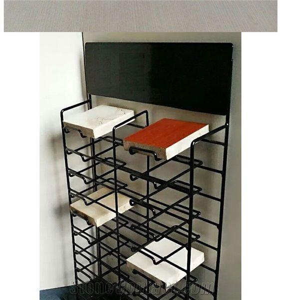 Exhibition Stand Shelves : Custom white glass wall shelf display stand △handbag store
