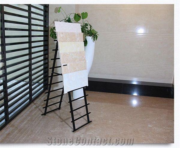 Ceramic Tile Display Stand Floor