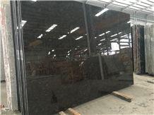 Angola Brown Granite Slabs/ Black Granite Slabs/Marron Cohiba Granite