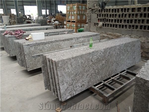 Est Price High Quality Bianco Antico Granite Kitchen Countertops Own Factory Direct Whole For Project Hotel House