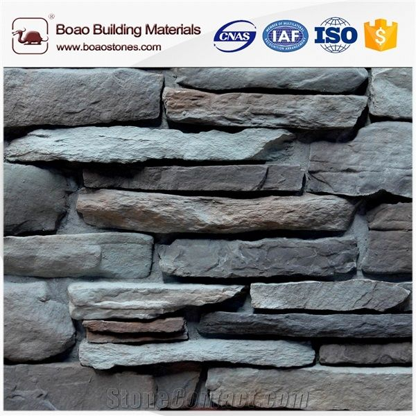 Artificial Rock Cladding Materials Fake Stone Wall from China