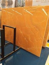 Agate Jade Onyx,Yellow Onxy Slabs and Tiles Polished, Orange Bojnord, Iran Stone in China Market,Onice Nuvolato Extra,Onice Orange,Orange Jade,Persia Onice Arancio,In China Stone Market