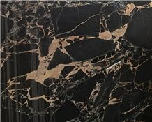 Black Portoro,Portoto Nero Giallo Marble, Portoro Marble,Tile and Slab,Wall Cladding,A Grade Natural Stone,Own Factory and Quarry with Ce Certificate,Big Gang Saw Slab in Large Stock and Cheap Price