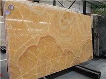 Orange and Yellow Onyx,Onice Lemon,In China Stone Market,Tile and Slab,Wall Cladding,A Grade Natural Stone,Own Factory and Quarry Owner with Ce Certificate,Big Gang Saw Slab in Large Stock and Cheap