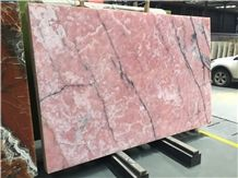 Pink Onyx Slabs and Tiles Polished, Wall Cladding for Vanity Top, Bathroom Top ,A Grade and High Polished Degree, Own Factory, Natural Stone for Hotel Use Bright Natural Stone