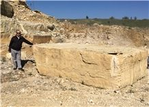 Kama Limestone Block