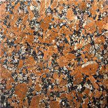 Kapustinsky- Rosso Santiago Granite Tiles