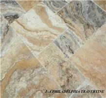 Philadelphia Travertine Pattern
